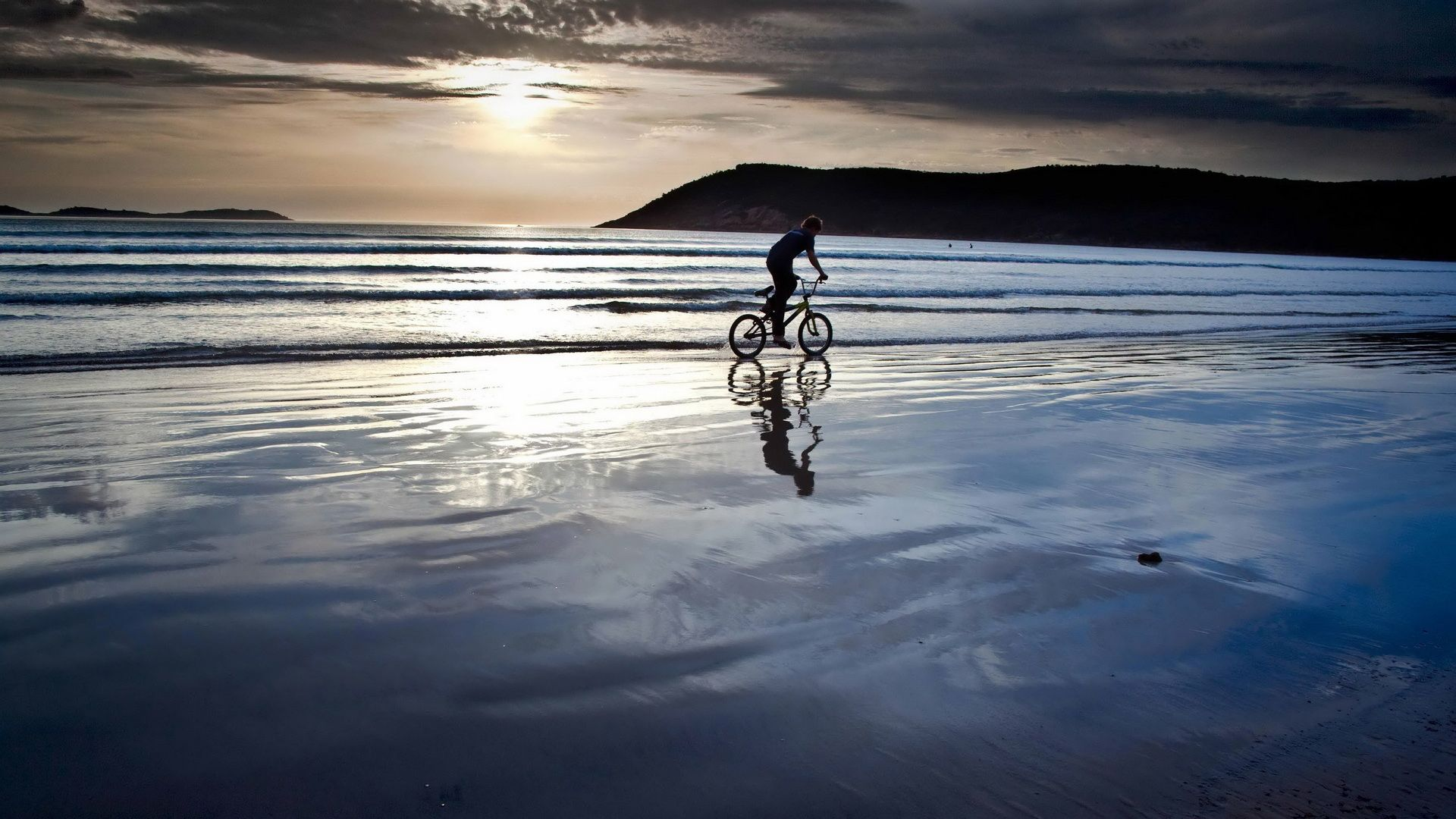 Permalink to Bicycle Wallpaper Beach