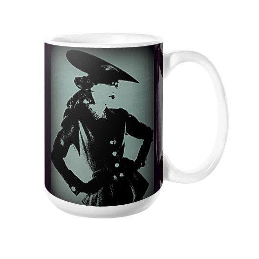 Vintage Gal Coffee Mug