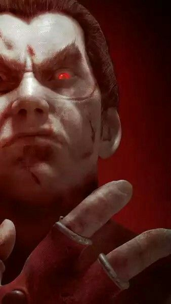 Tekken Tekken 7 Kazuya Mishima Heihachi Mishima Namco Bandai Namco