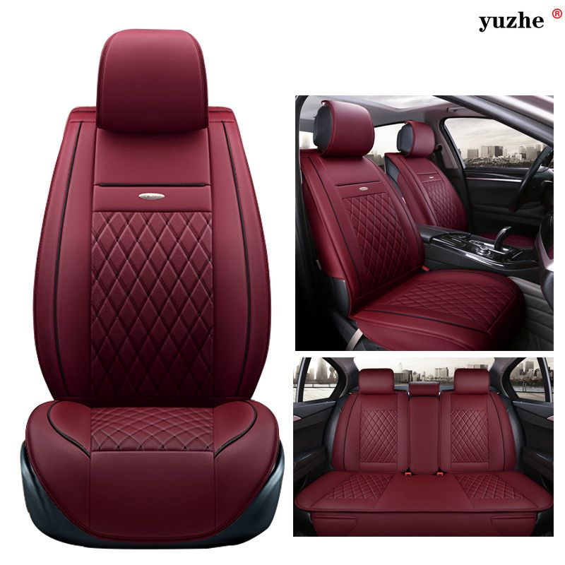Yuzhe Leather Car Seat Cover For Jaguar Xj6l 2009 2005 Xf 2015