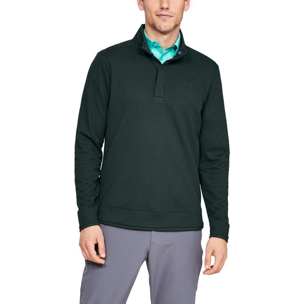 customers first buy cheap huge inventory Under Armour Men's UA Storm SweaterFleece Snap Mock ...