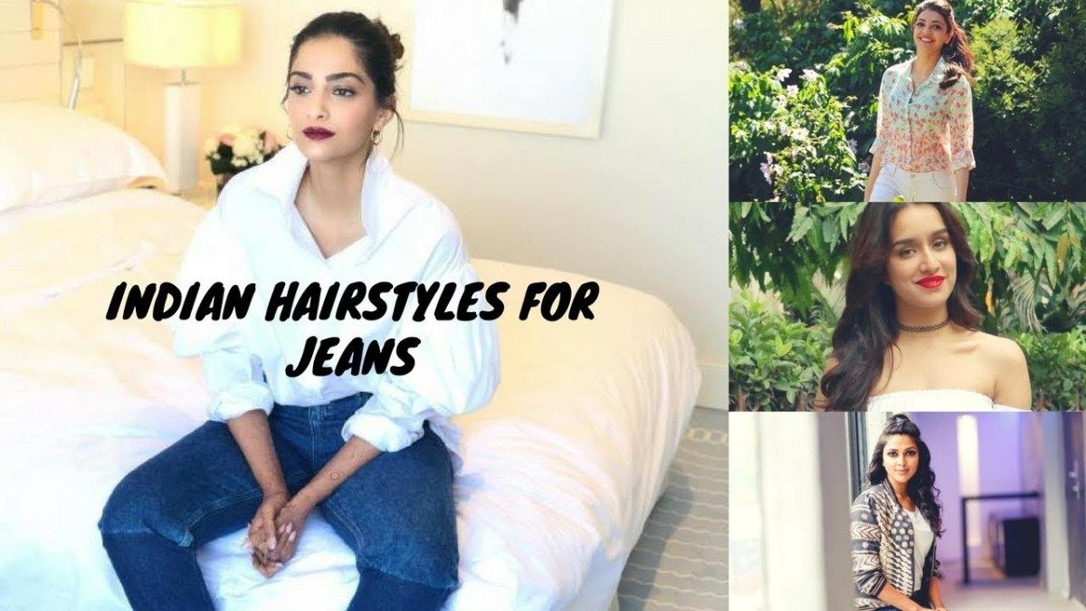 26 Ideas Hairstyle On Jeans Top For Long Hair Long Hair Styles Current Hair Styles Indian Hairstyles