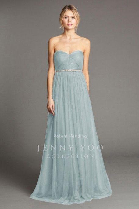 39d9dc175ac Jenny Yoo Annabelle dress in Ciel Blue