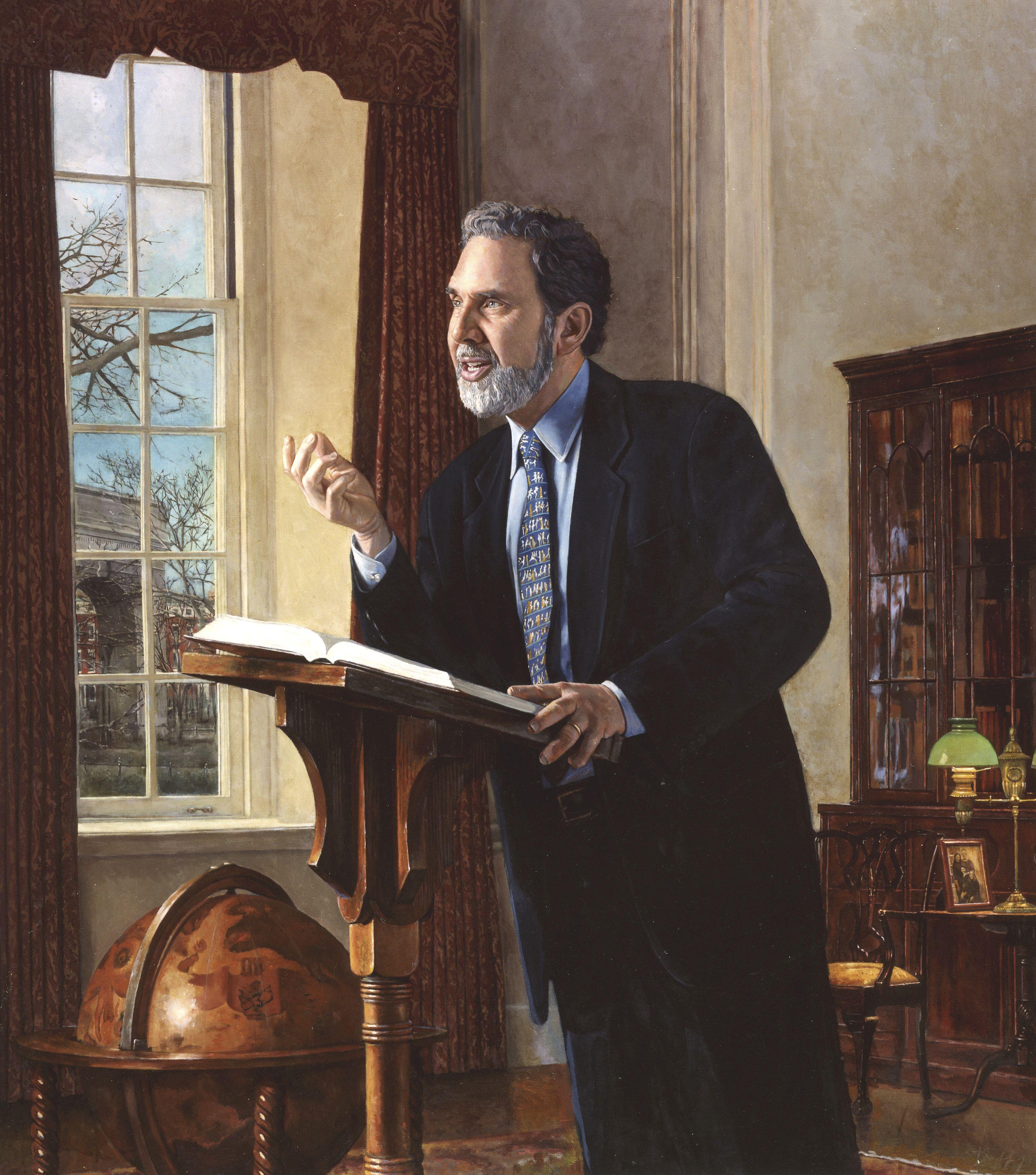 New York University, President, John E Sexton NYU Law School