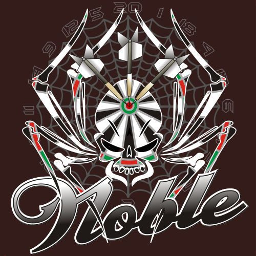 Custom Design For Brady Noble Darts Dart Shirts Custom Design