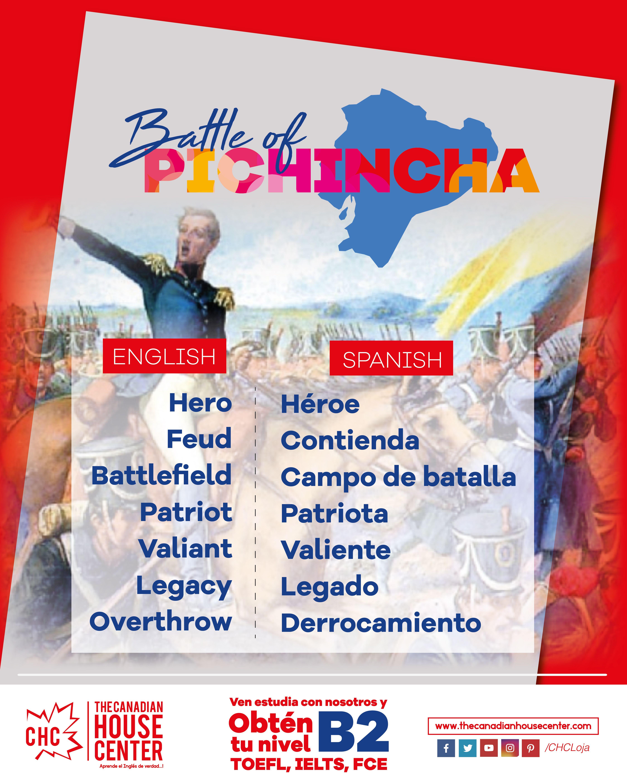 La Batalla De Pichincha Ocurrida El 24 De Mayo De 1822 Tiene Gran