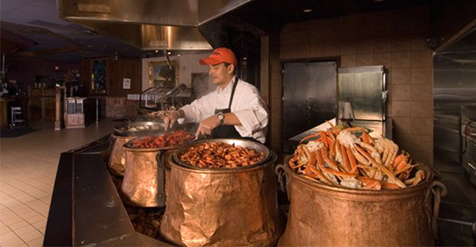 Phillips Seafood Washington Dc Restaurant Fresh Buffet