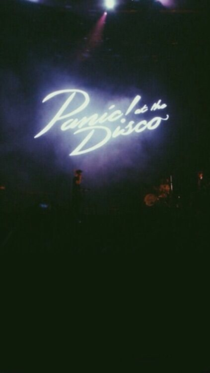 P!ATD iPhone 6 wallpaper | Panic! At The Disco | Music, Music bands