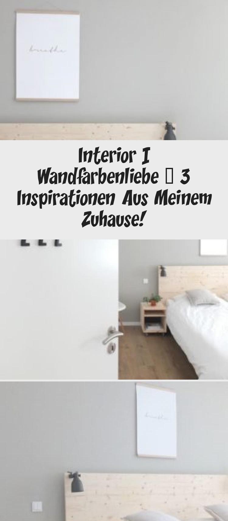 Interior Wandfarbenliebe 8211 3 Inspirationen Aus Meinem Zuhause Decor Home Decor Decals Home