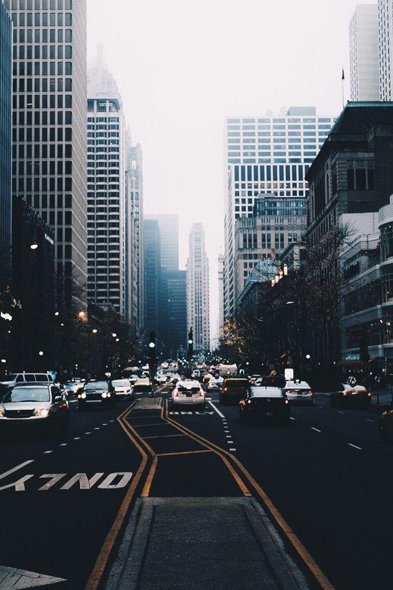 Photo City AestheticBusy StreetCity