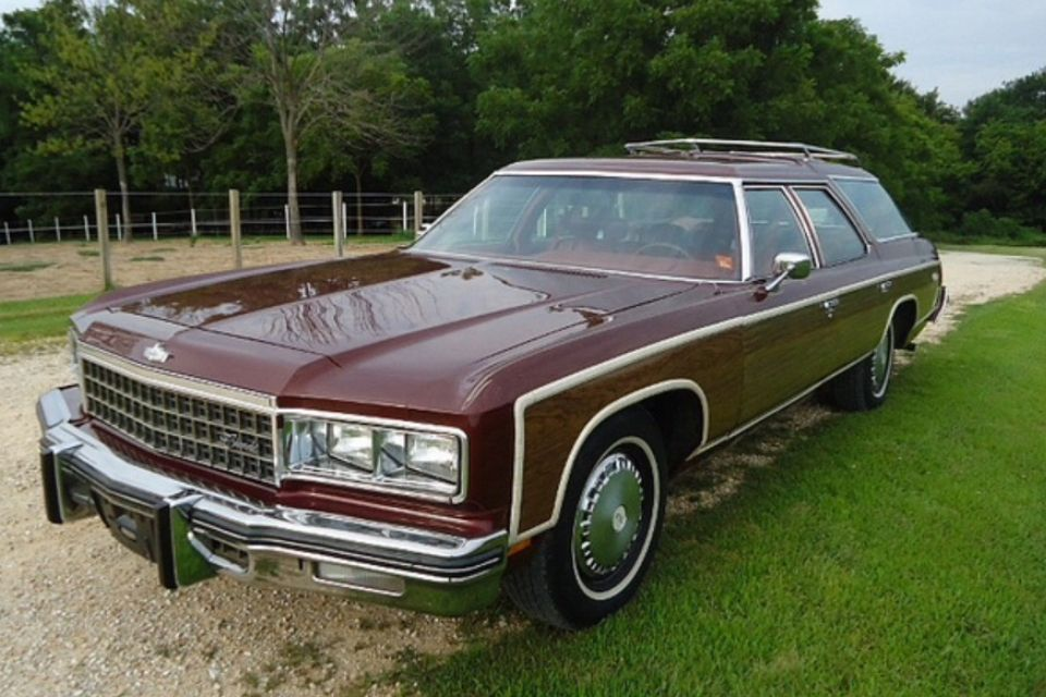 1976 Chevy Caprice Wagon Chevrolet Caprice Station Wagon Cars