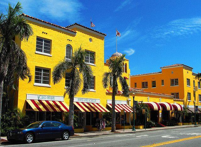 The Historic Colony Hotel Delray Beach Florida