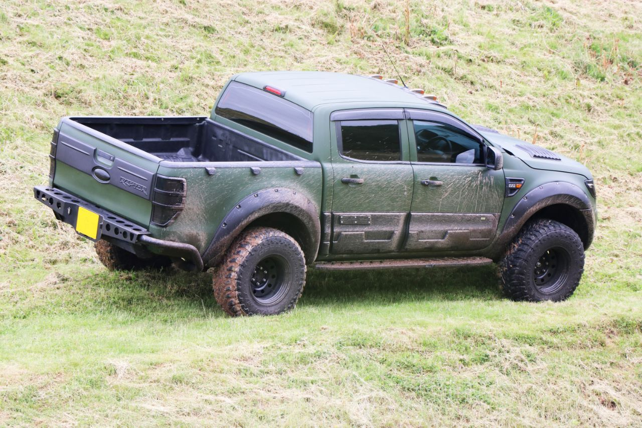 Ford Ranger 2 2 Seeker Raptor Camo Edition With 9k Seeker Styling Spend Pick Up Diesel Camo Ford Ranger Custom Ford Ranger Used Ford Ranger