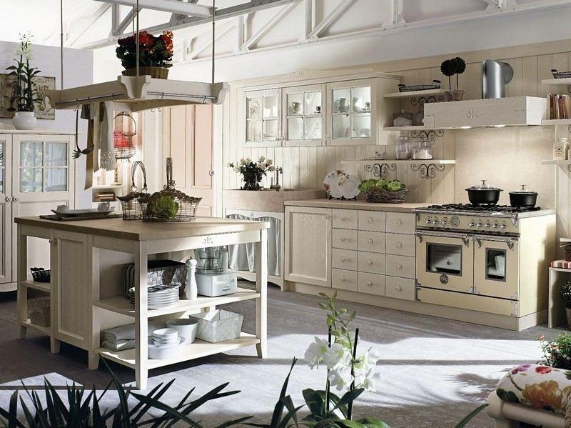 Aménagement de cuisine de style mediterranéen 27 photos! - Amenagement Cuisine En U