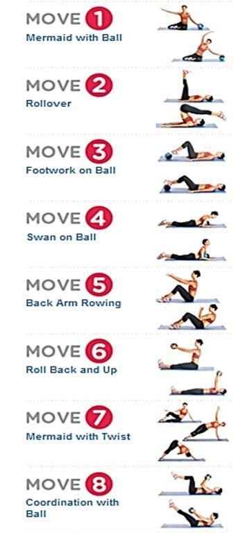 45++ Basic pilates exercises pictures ideas