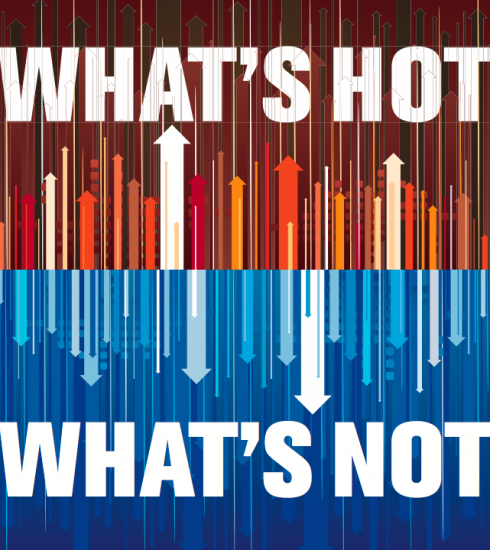 They say a picture is worth a thousand words. What about a thousand hits? TODAYS #IntDesignerChat What's Hot What's Not. Join us on twitter using the hashtag #IntDesignerChat at 6p ET, 3p PT