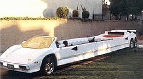 Lamborghini Convertible Stretch Limousine Imports Limousine