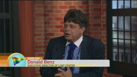 Featuring Donald Benz from @SacLGBTCenter in #Fashion #Beauty #Farmers #Health and More Today in the News