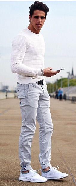 Men's Summer Style Inspiration! Follow Rickysturn/mens