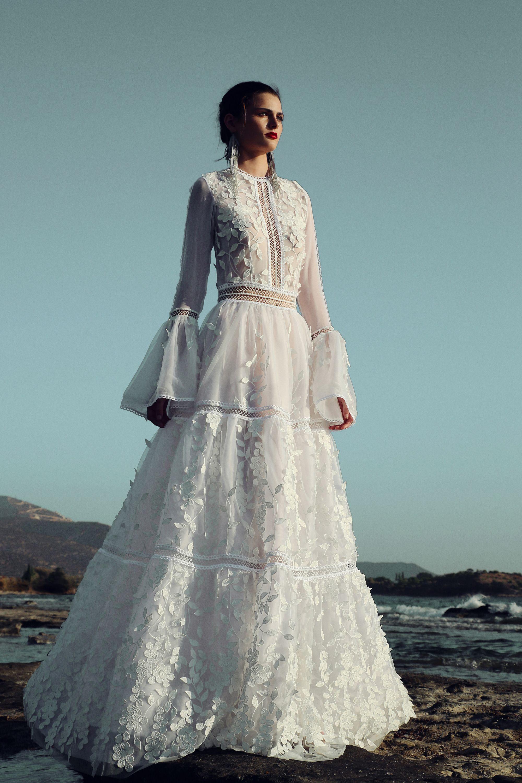 Christos Costarellos | Vestidos de novia-2 | Pinterest | Vestidos de ...