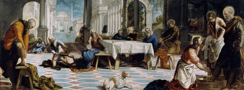 Lavatorio — Tintoretto