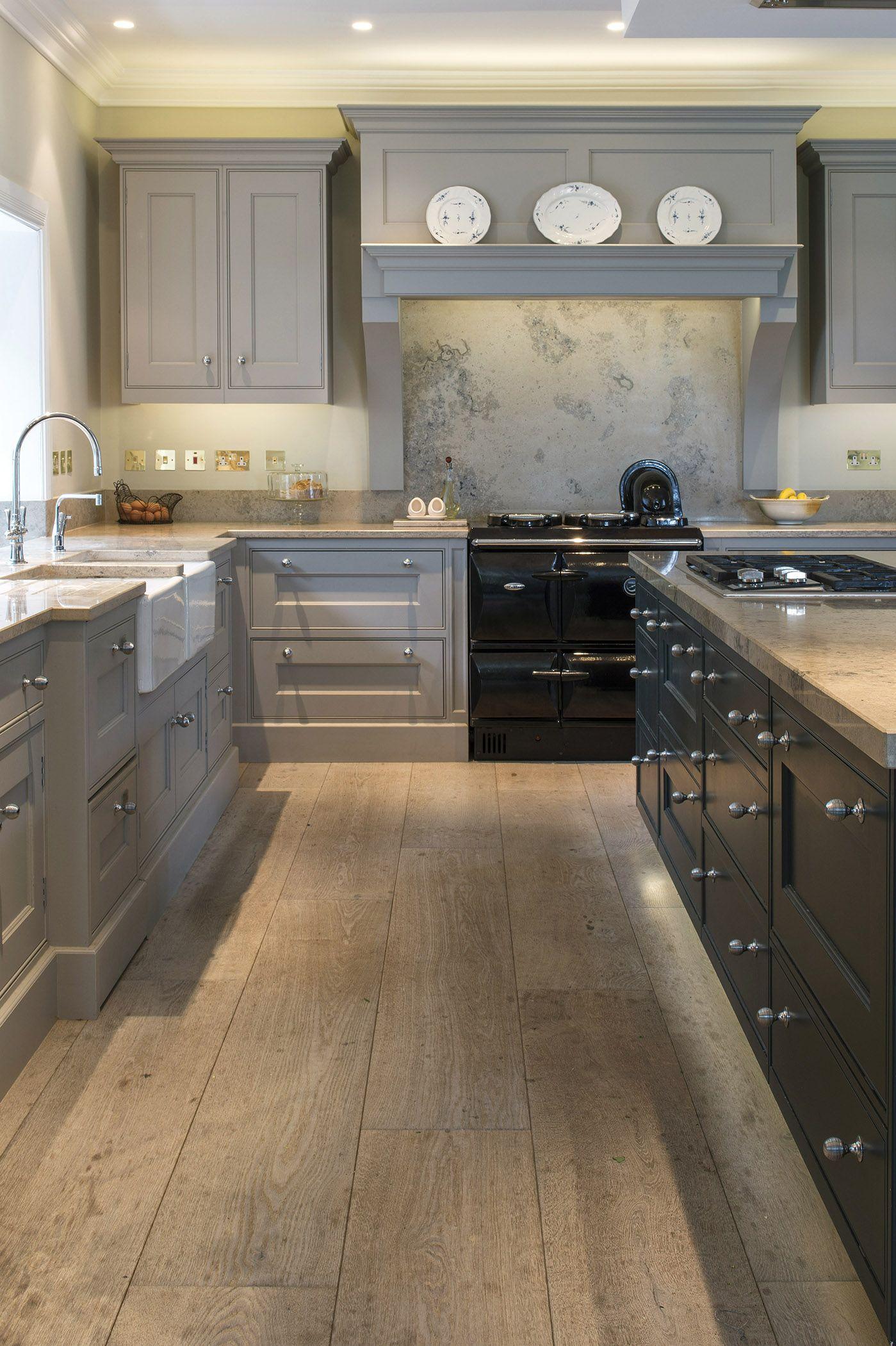 Contemporary kitchen design classic contemporary