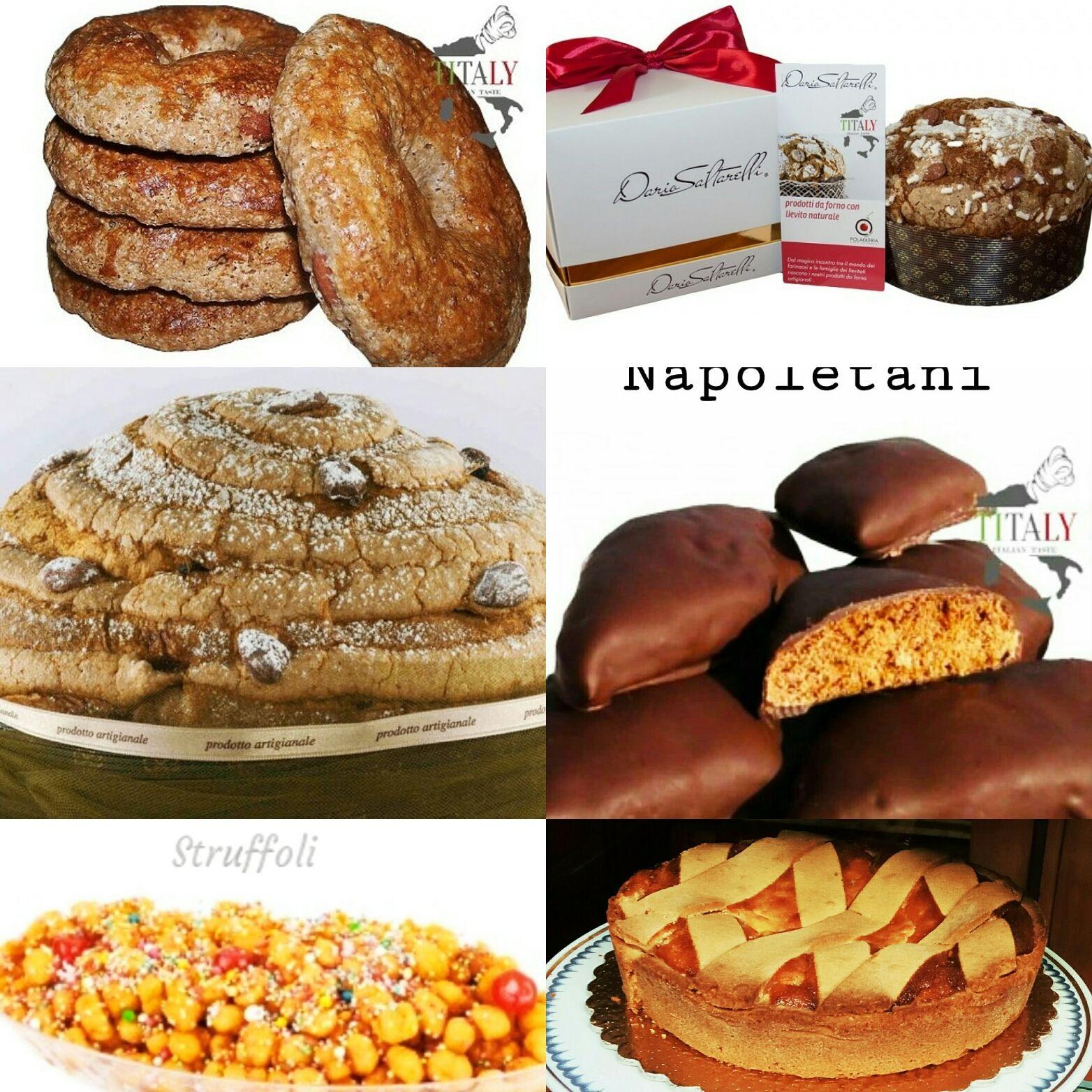 I Dolci Natalizi Napoletani.Vendita Online Prodotti Tipici Campani The Italian Taste Dolci Di Natale Dolci Italiani