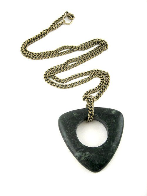Hag Stone Necklace Via Coraline Stone Necklace Coraline Fabulous Jewelry