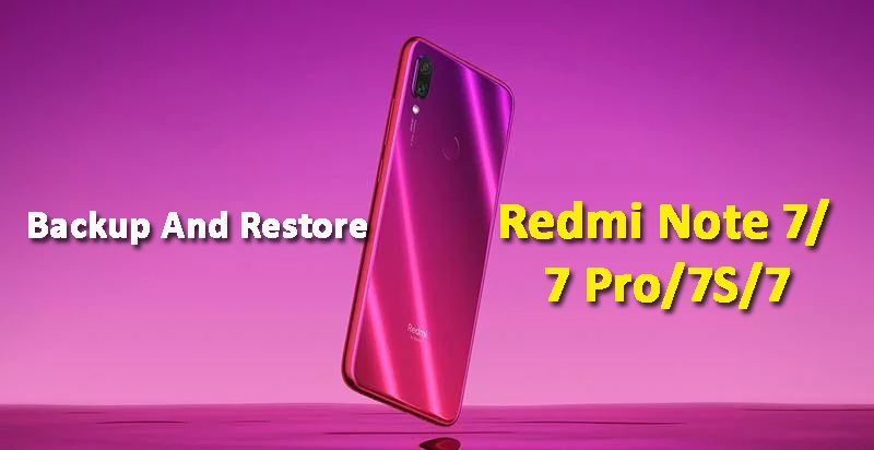 4 easy and effective ways to backup and restore redmi note