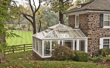 Conservatory With Open Roof Vents Traditional Greenhouses Philadelphia Town And Country Conservat Traditional Greenhouses Greenhouse Outdoor Greenhouse