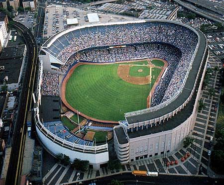 Yankees Stadium I M Gonna Get Married There Someday Yankee Stadium Baseball Stadium New York Yankees