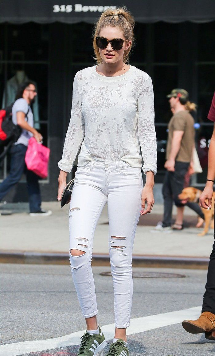 Skinny jeans fashion teen celebrity pictures