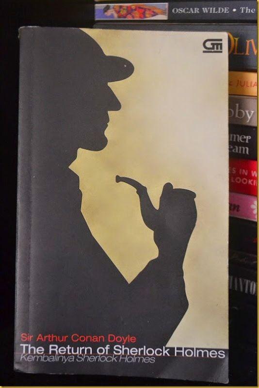Ebook Sherlock Holmes Indonesia
