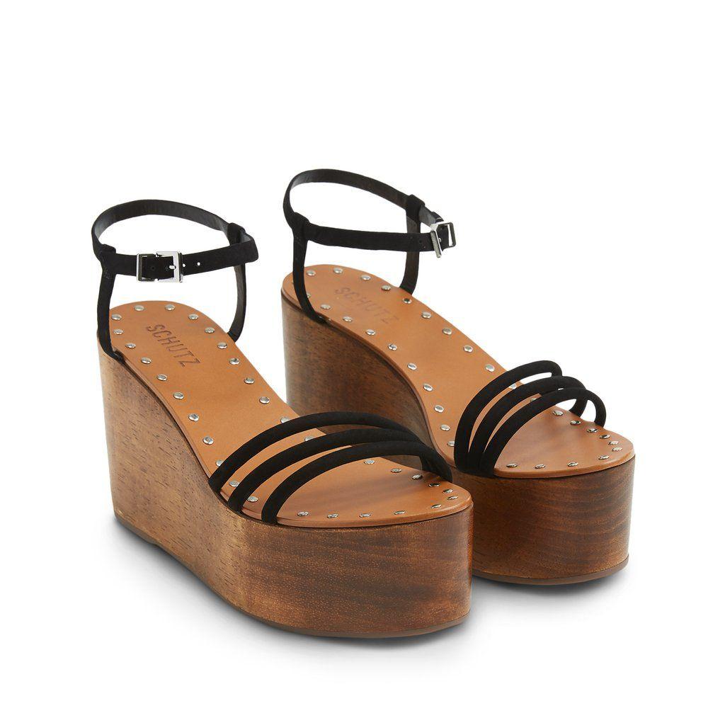 5136e45e18 Elvira Wedge Sandal in 2019 | Wants | Wedge sandals, Wedges, Sandals