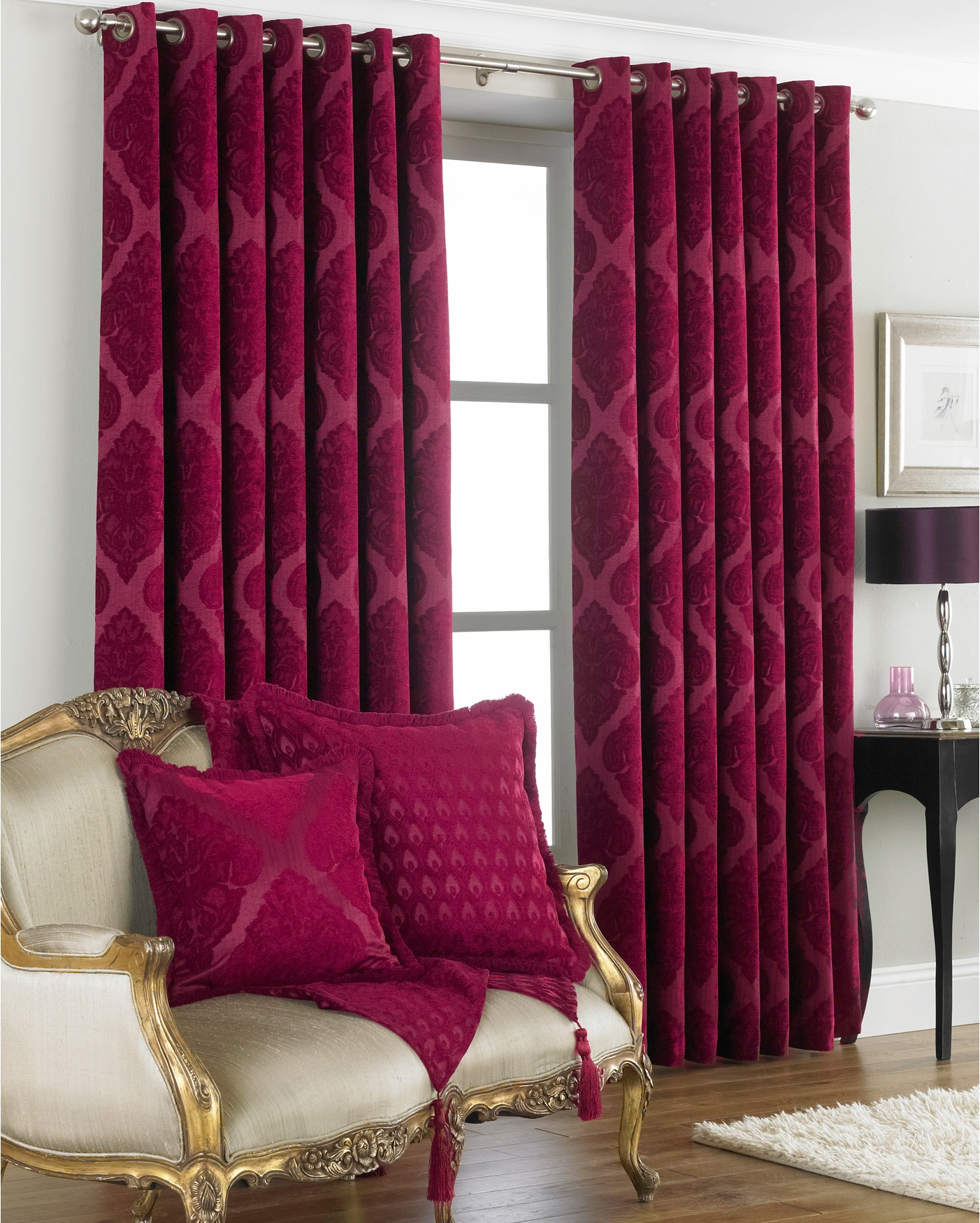Riva home winchester ringtop curtains available now at market