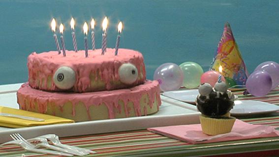 Singing Cake ECard
