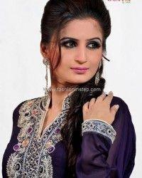 Satrangi by Saqib Formal Wear Collection 2013 for Women   FashionInStep.Com