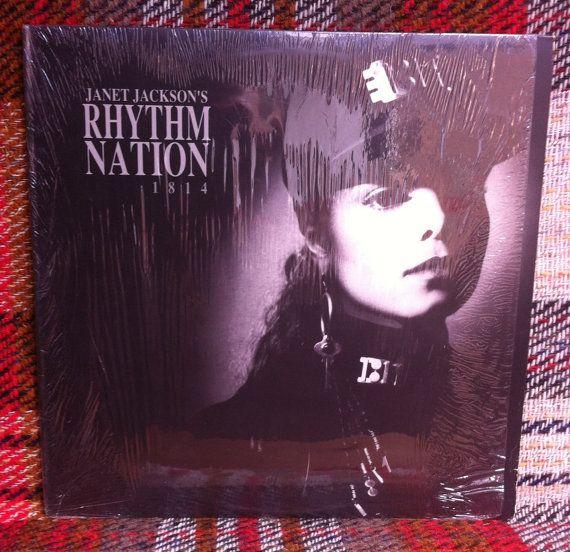 Rhythm Nation 1814 Pin
