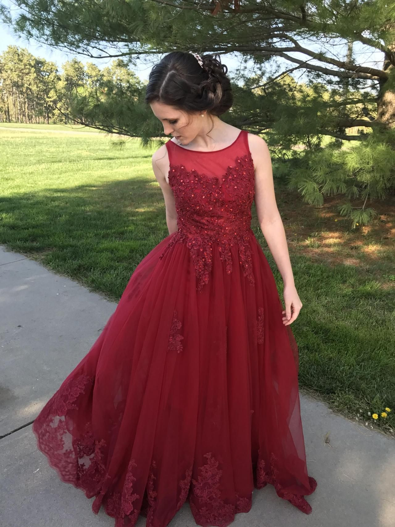 Prom dressesburgundy prom dressespink prom dresseslace prom