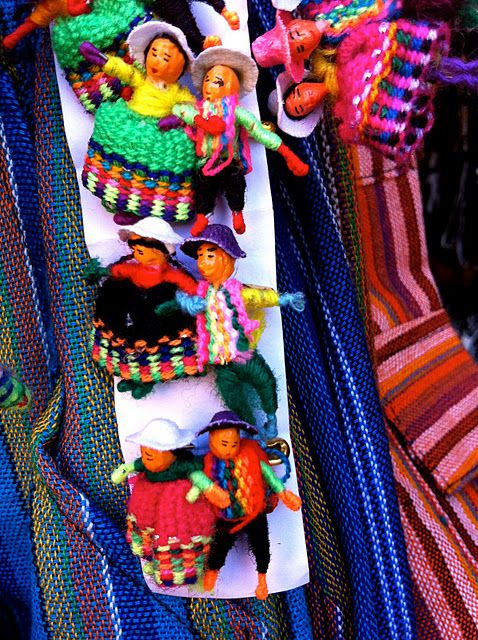 artesanias parejas de  collitas, Jujuy, Argentina