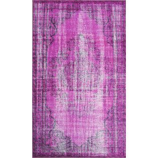 Pretty overdyed rugs