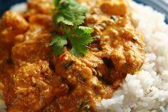 Chicken Shahi Korma.  SO good!