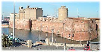 Fortezza Vecchia a Livorno