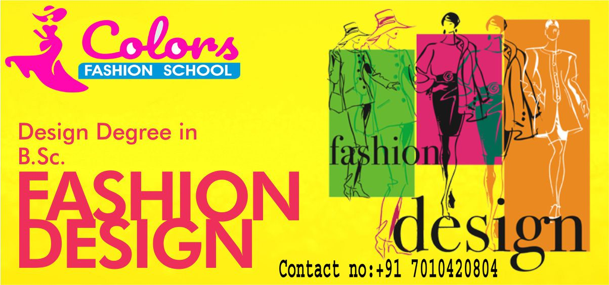 Colors School Of Fashion Technology Which Is One Of The Top Fashion Designing Colleges I Fashion Designing Course Technology Fashion Fashion Designing Colleges