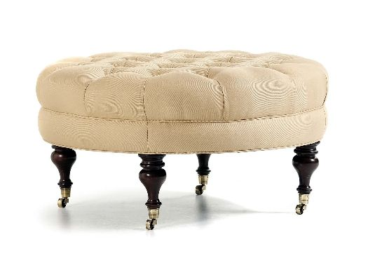 Dinah Ottoman 19 H X 37 And 19 H X 40 Leather Or Fabric