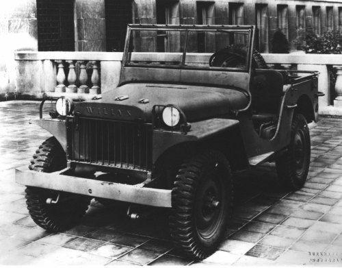 1941 Willys MA (J0273) 2014 jeep wrangler, Jeep