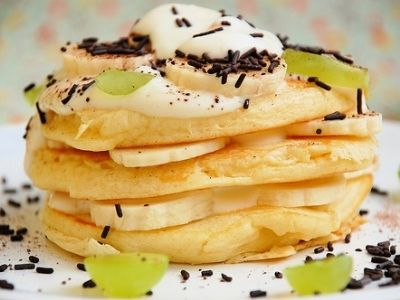 10 Most Delicious Pancake Recipes …    I love pancakes! What can be better than inventing new recipes, and trying to flip pancakes which invariably get stuck to the ceiling, the …