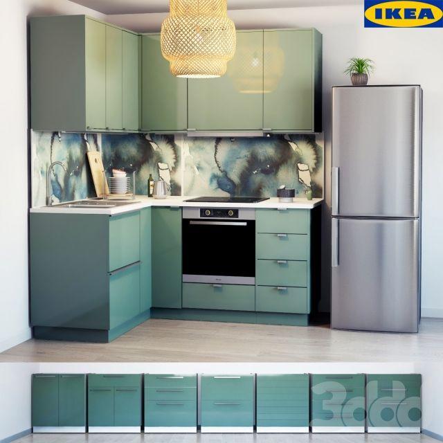 Kuhnya Kallarp Ikeya Uzbekskaya Pinterest Ikea Kitchen Kitchen