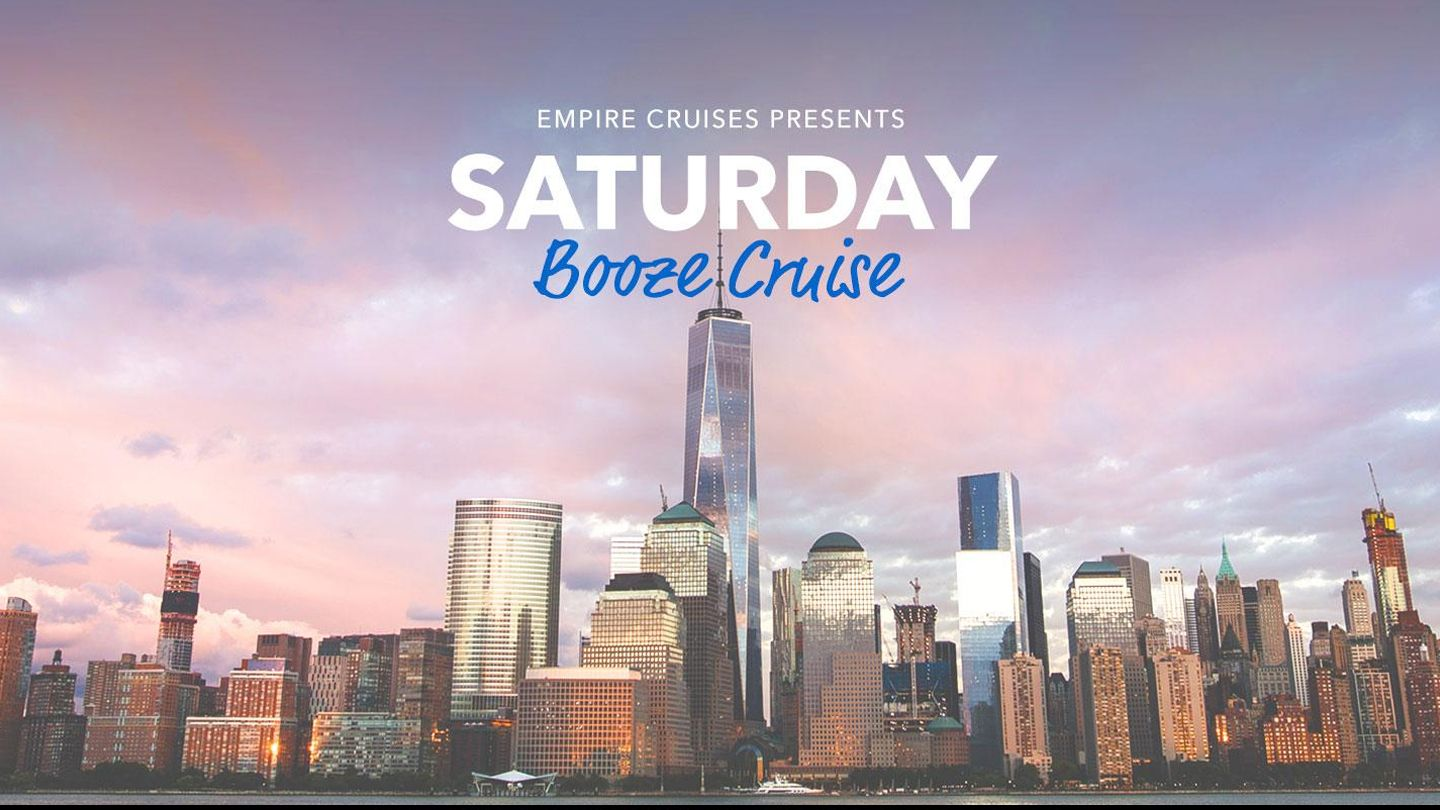 New York, Apr 8: Saturday Booze Cruise
