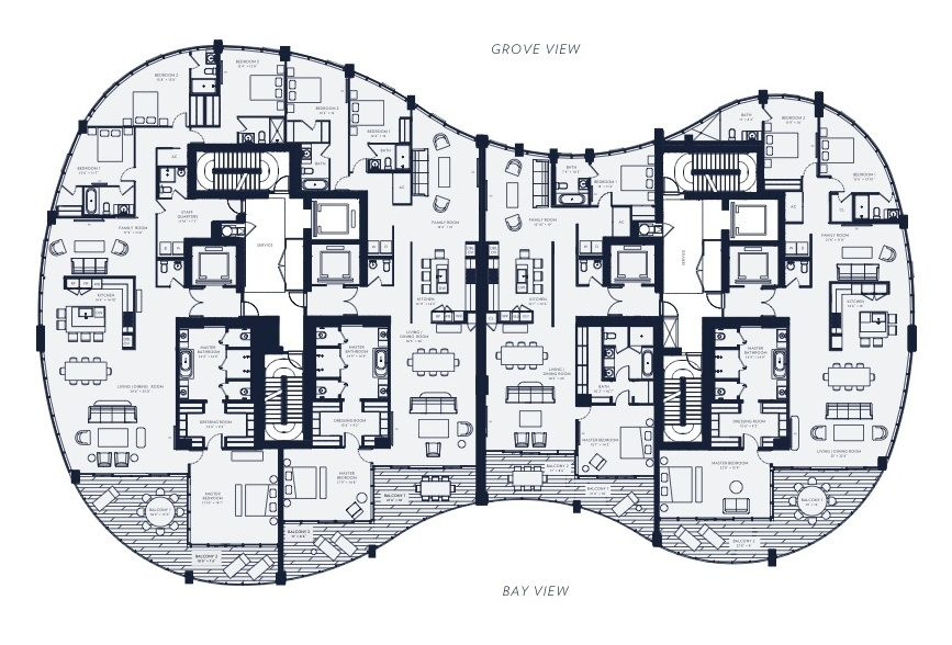 W London Leicester Square Hotel Floor House Plans Hotel Floor Plan